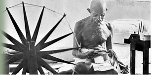 GANDHI - WEAVING
