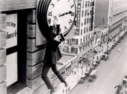 """Safety Last"", Harold Lloyd, 1930"