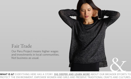 EILEEN FISHER-fairtrade