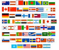 FLAGS FOREIGN