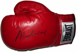 ALI BOXING GLOVE RED