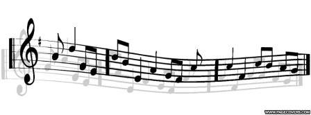 music_notes B&W
