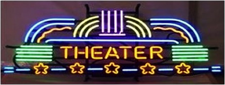 Theater Marquee - wide