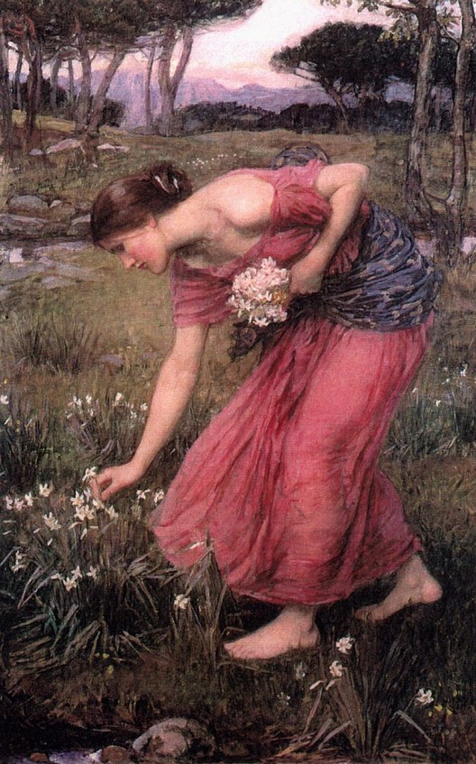 """Narcissus"", James Waterhouse"