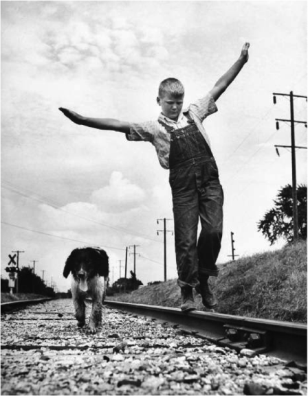 BOY, DOG, RAILROAD copy