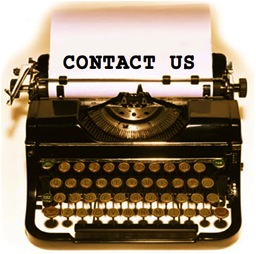CONTACT US TYPEWRITER