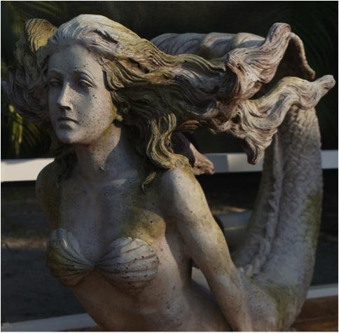 Mermaid ship's masthead, by Jan Reichard