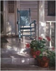 ROCKING CHAIR-PORCH