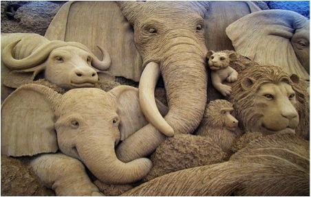 African Animals sculpture: r-atencio.blogspot.com.jpg
