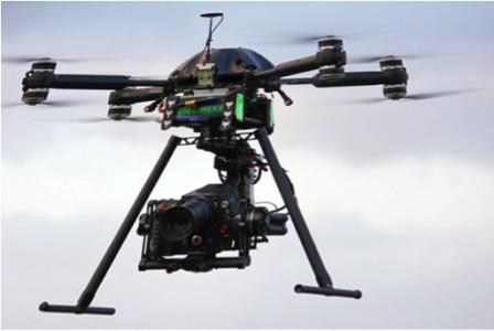 DRONE + CAMERA