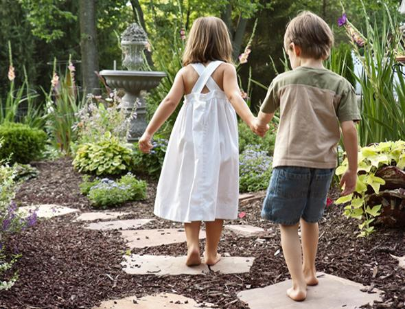 Stepping-Stones-With Kids