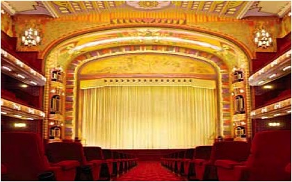 CLASSIC MOVIE THEATER WIDE